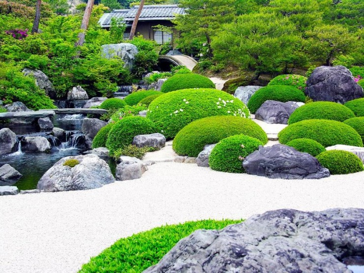 Backyard Japanese Garden (19)
