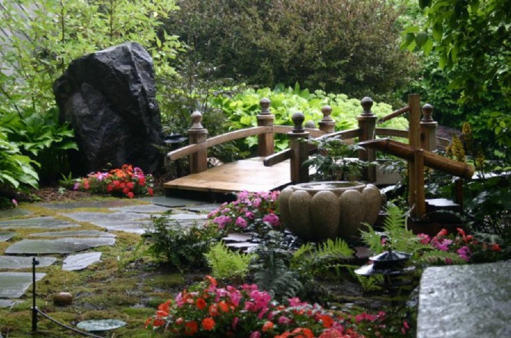 Backyard Japanese Garden (22)