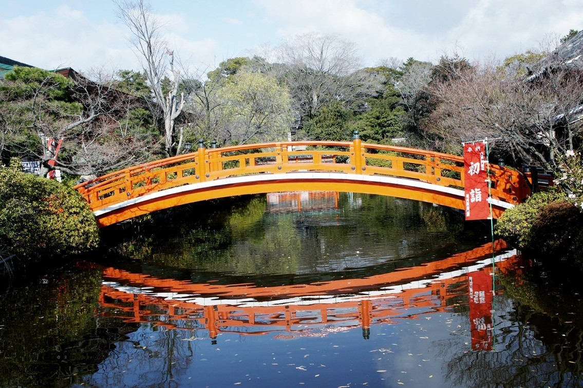 Japanese Garden Bridge (17)