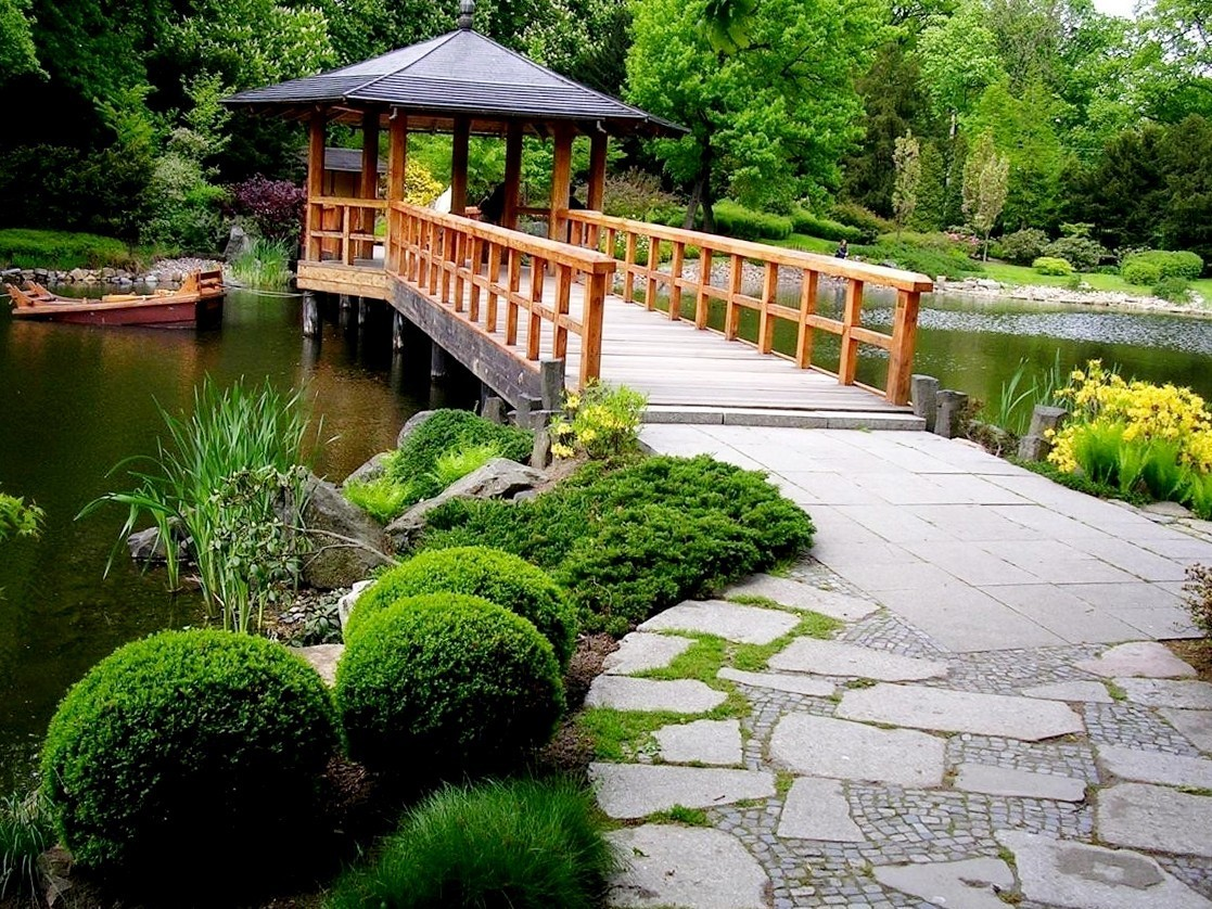 Japanese Garden Bridge (30)