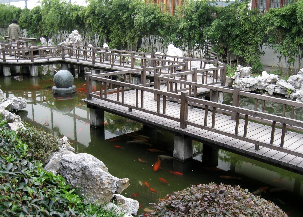 Japanese Garden Bridge (31)