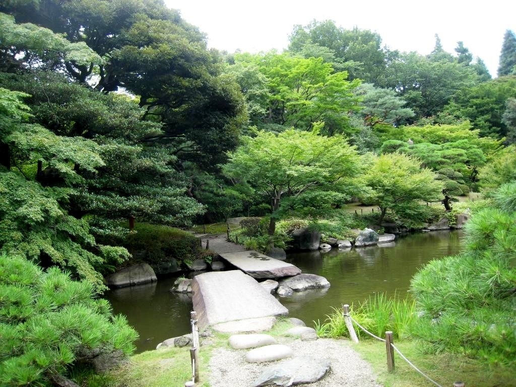 Japanese Garden Bridge (6)