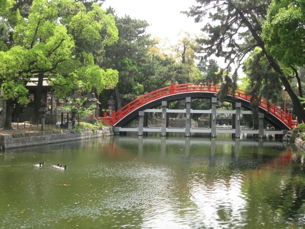 Japanese Garden Bridge (9)