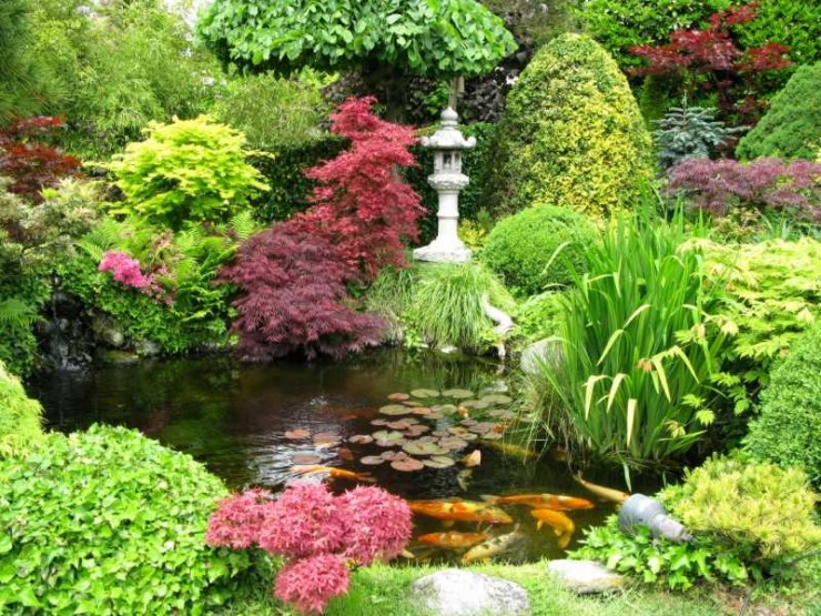 Japanese Garden Design Ideas (2)