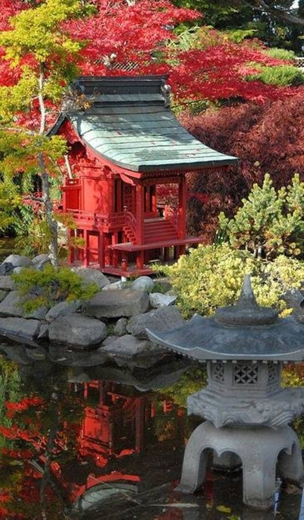 Japanese Garden Ornaments (1)