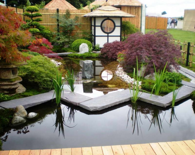 Japanese Garden Ornaments (7)