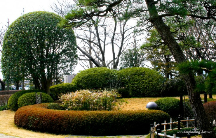 Japanese Garden Sculptures