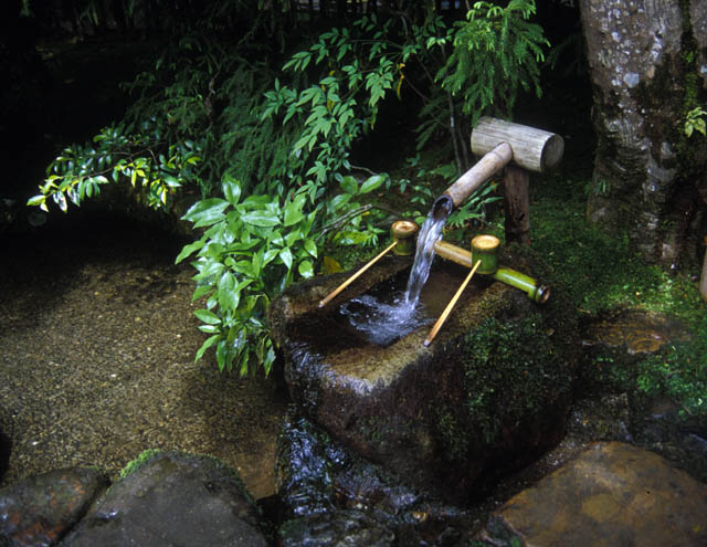 Japanese Garden Water Basins (10)