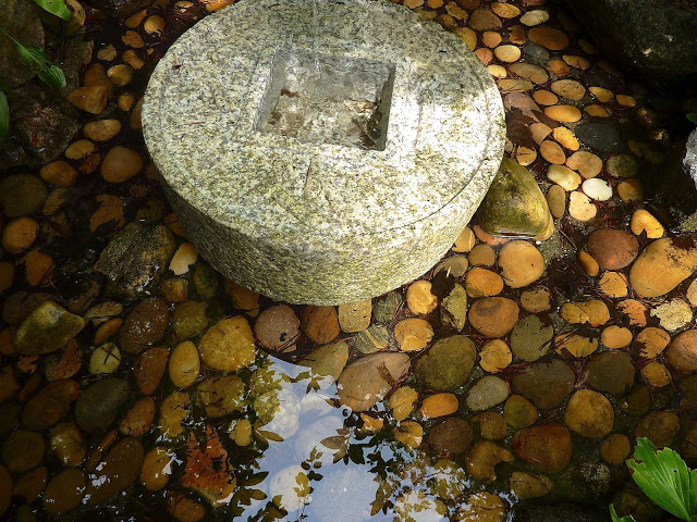 Japanese Garden Water Basins (14)
