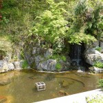 Japanese Garden Waterfall (16)