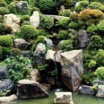 Japanese Garden Waterfall (29)
