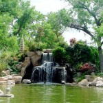 Japanese Garden Waterfall (34)