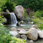 Japanese Garden Waterfall (35)