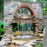 Japanese Garden Waterfall (52)