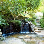 Japanese Garden Waterfall (60)
