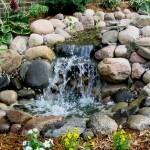 Japanese Garden Waterfall (62)