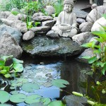 Japanese Garden Waterfall (7)