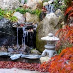 Japanese Garden Waterfall (87)