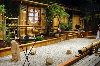 Japanese Indoor Gardens (21)