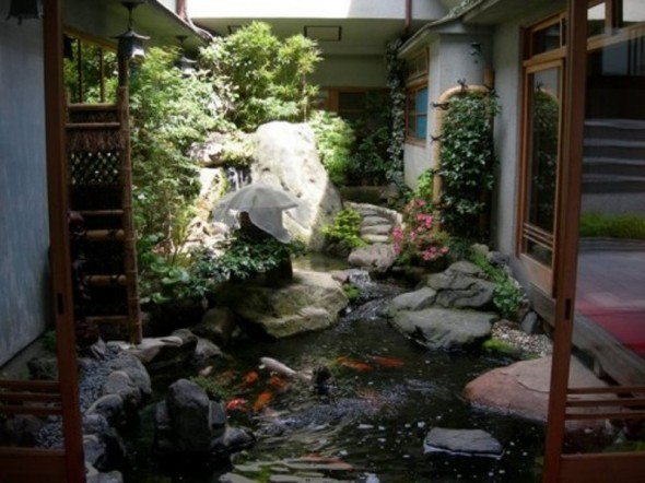 Japanese Indoor Gardens (23)