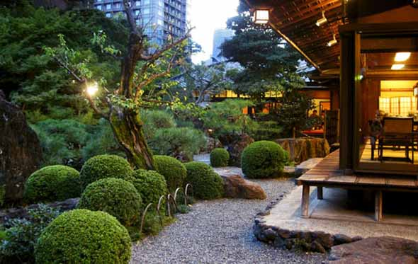 Japanese Indoor Gardens (6)