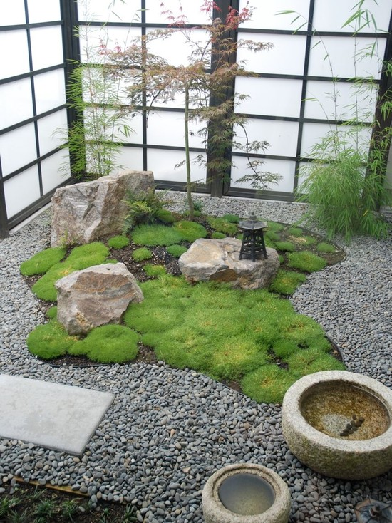 Japanese Indoor Gardens (9)