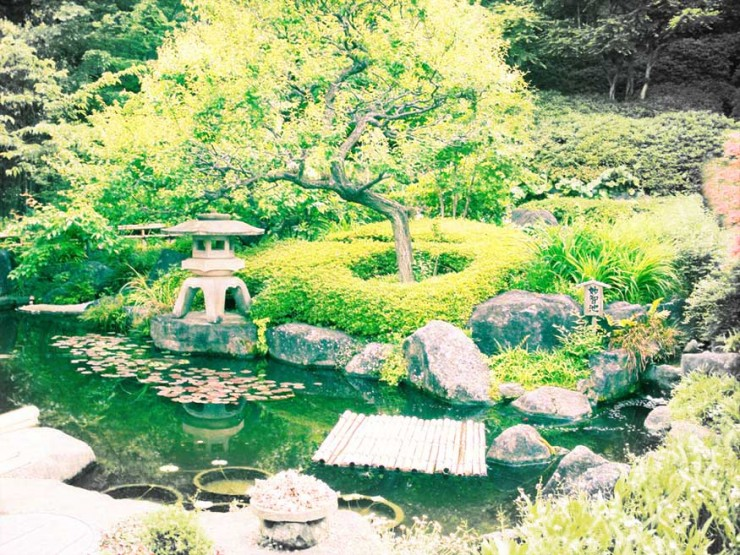 Nature of Japanese Garden Art (17)