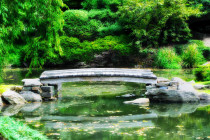 Nature of Japanese Garden Art (5)