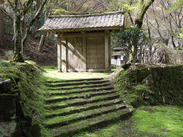 The Basic Steps in Building Japanese Garden (10)