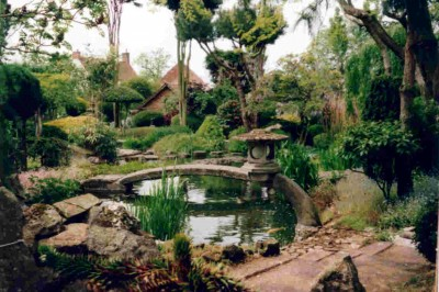 The Basic Steps in Building Japanese Garden (12)