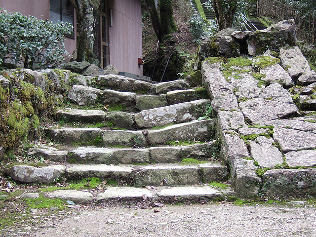 The Basic Steps in Building Japanese Garden (16)