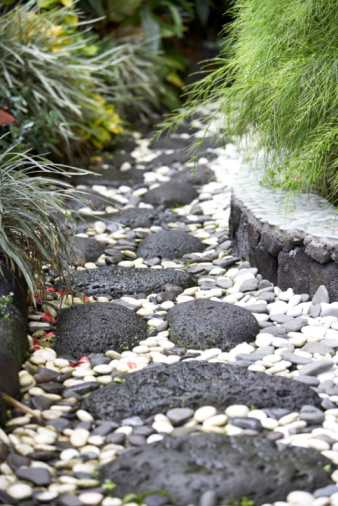The Basic Steps in Building Japanese Garden (3)