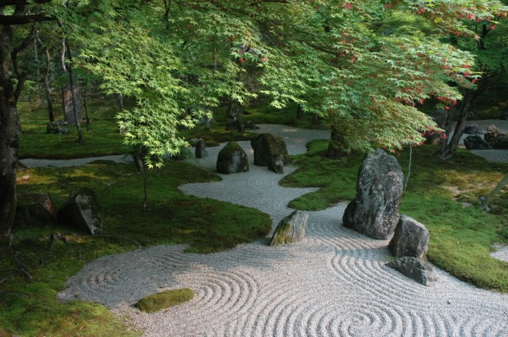 The Tranquil Japanese Garden (4)