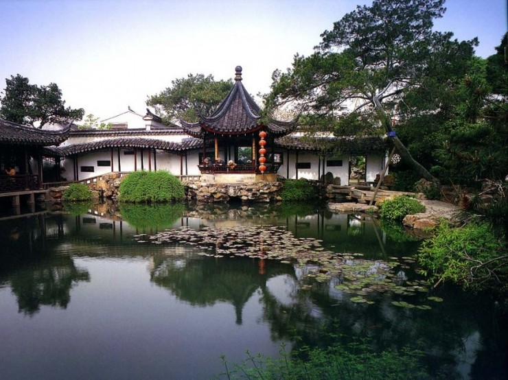 Traditional Japanese Garden (14)