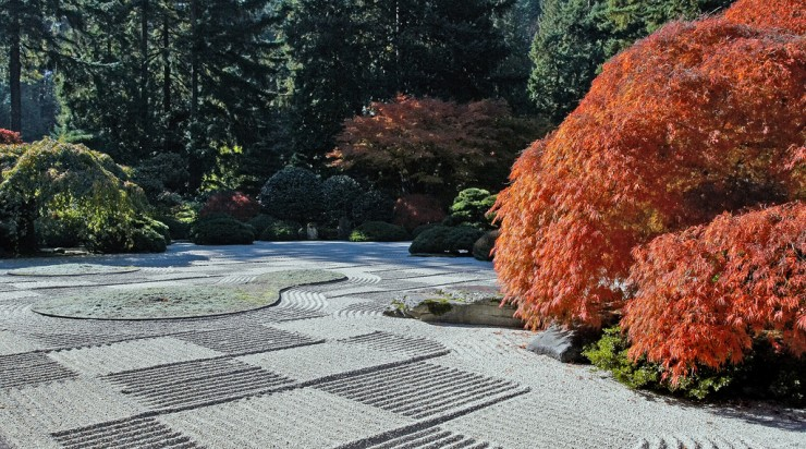 Traditional Japanese Garden (18)