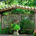 Various Japanese Garden Structures (14)