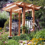 Various Japanese Garden Structures (15)