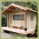 Various Japanese Garden Structures (28)