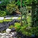 Various Japanese Garden Structures (36)