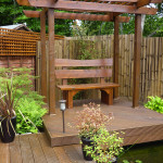 Various Japanese Garden Structures (5)