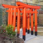 Various Japanese Garden Structures (6)